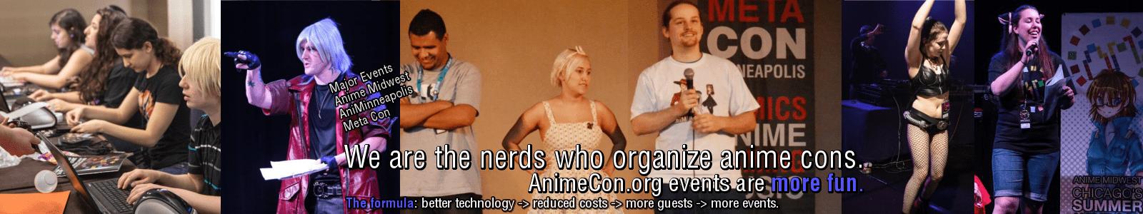 AnimeCon Staff