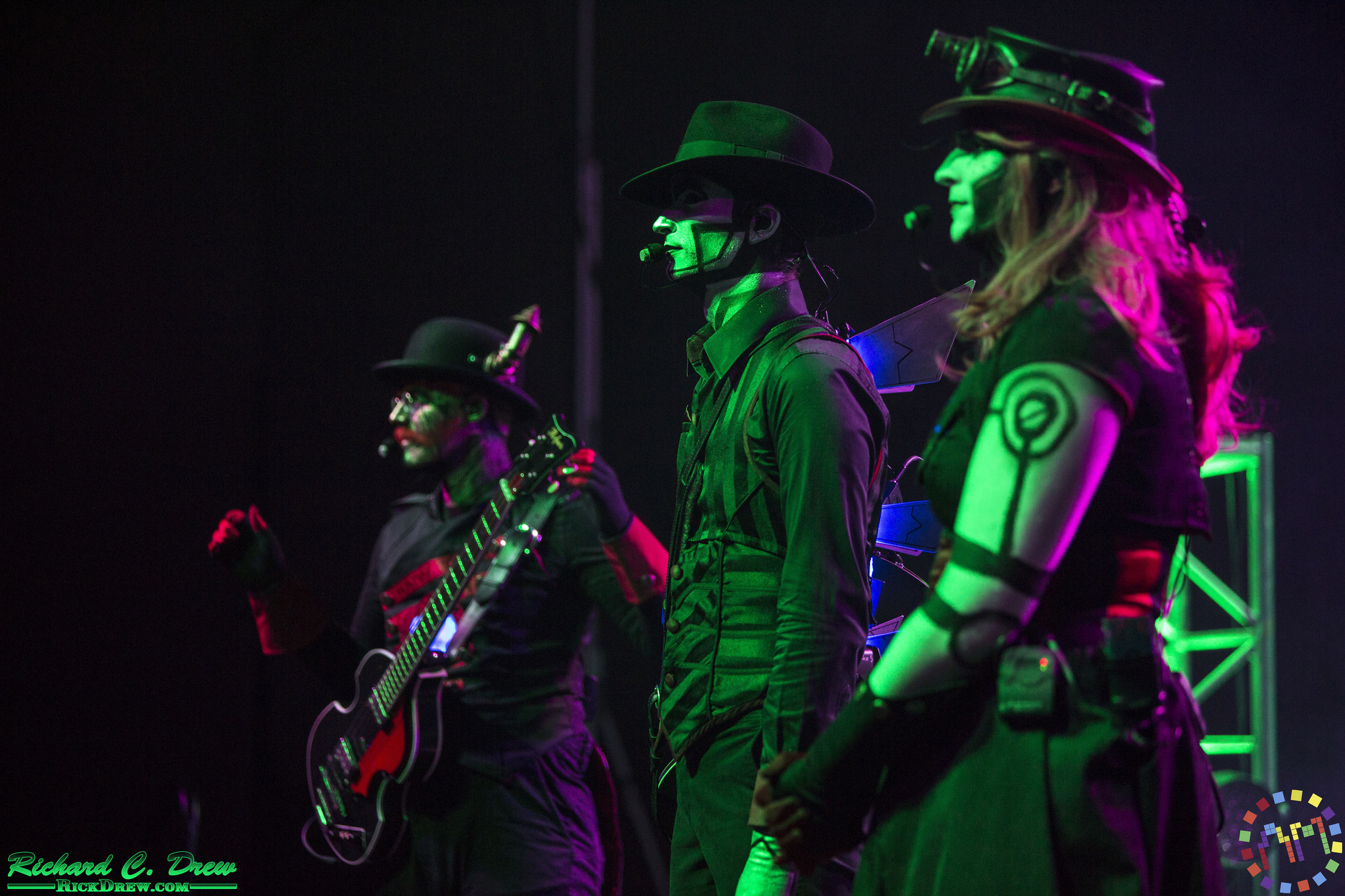 Robot Photo Steam Powered Giraffe